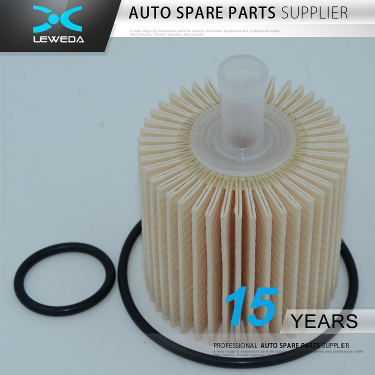 Automobile Oil Filter 04152-yzza1 For Lubrication System