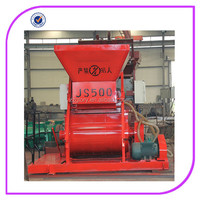 heavy duty concrete mixer machine price in india with facory price
