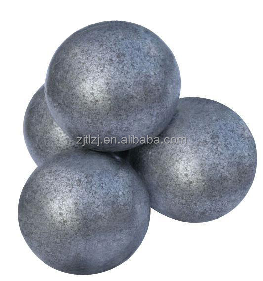 Professional forged steel grinding ball for ball mill