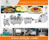 good quality low price durian moon cake forming making machinery