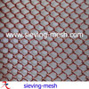 Stainless Steel Mesh Fireplace Curtain For Interior Design