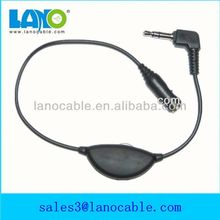 3.5mm audio cable with volume control supplier