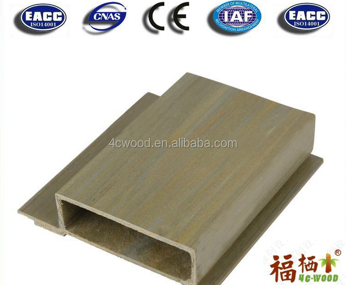 BALANCE BOARD CHINA SKIRTING BOARD WPC DECKING CLIPS