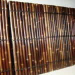 BAMBOO FENCE PANEL BFP15