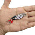 15g Hard Metal Spoon Fishing Lures Jig Trout Spinner Bait Fishing Blades Wobblers