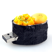 All kinds of sushi USB flash Drive Japanese food model usb2.0 pen drive 4G 8G 16G 32G Flash Memory Stick usb creativo pendrive