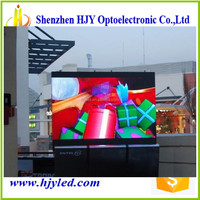 shenzhen p10 1R1G1B high density led display with computer software