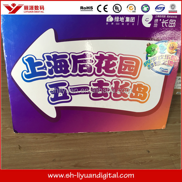 High Quality Indoor Printed Hang Up Banners Promotion Posters,Dye Sublimation Printing Fabric Banner Custom Printing