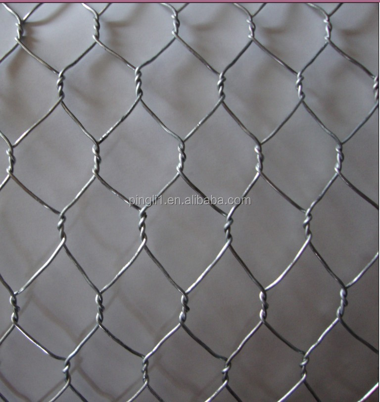 Professional factory supply chicken wire/fish trap hexagonal wire mesh for cages
