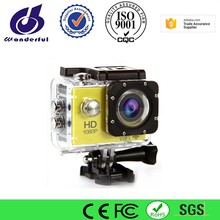 30M Waterproof Wifi 1080P Full HD Extreme Sports DV Action Camera Diving