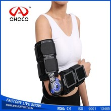 New products 2017 orthopedic arm fracture elbow immobilizer Elbow Brace,Orthopedic Adjustable Supports Medical Ortopedia Hinged