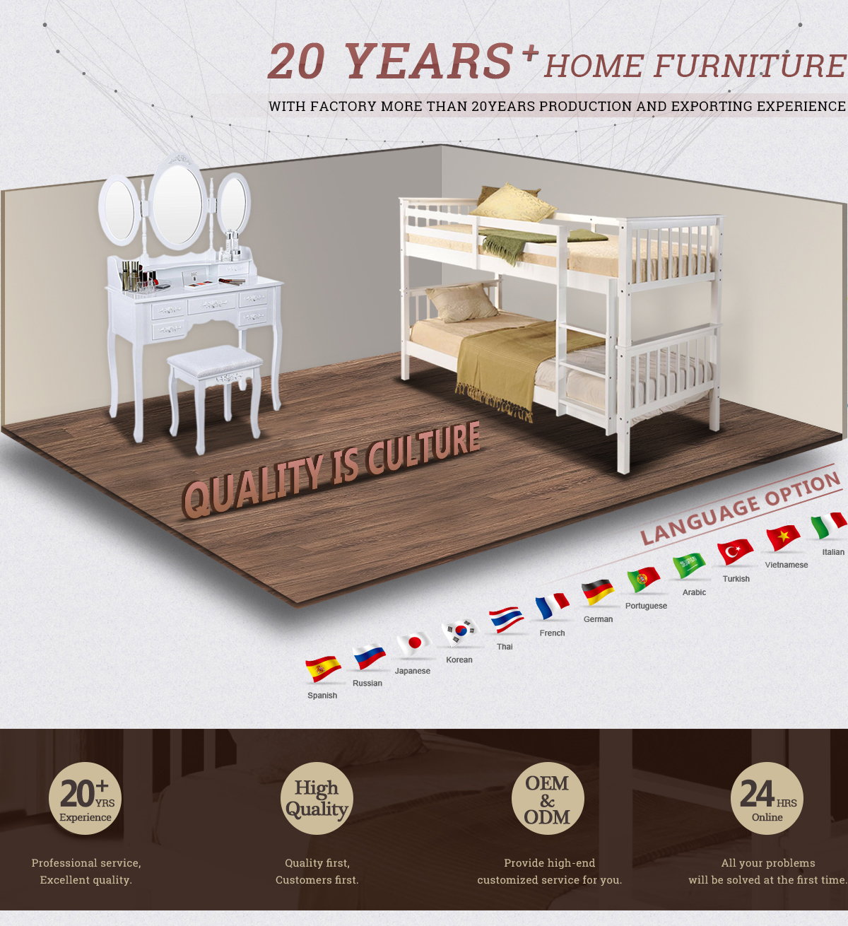Wisewell Holdings Limited   Wood Furniture, Wood Bed
