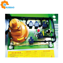 2016 SRIBS safety device for rack and pinion construction hoist