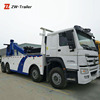 New Condition SINOTRUK HOWO Wrecker Flatbed Tow truck For Sale
