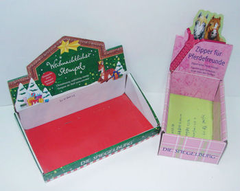 Stacked box gift boxes christmas decoration drawer box