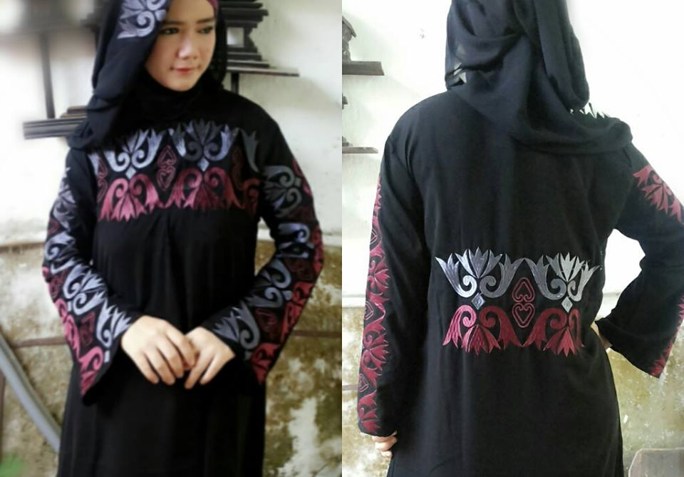 abaya embroderry