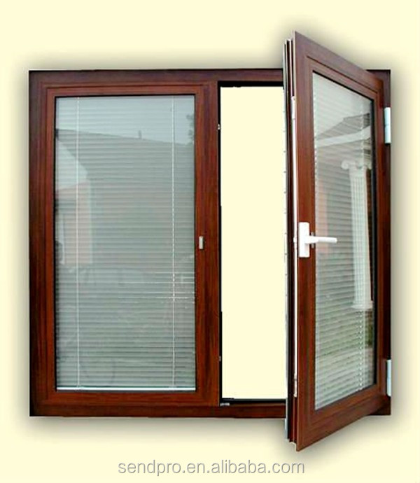 aluminium profile glass panel windows for all window design