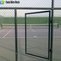High quality chian link fence installation manufacturer