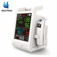 BT-PM03 2200mAH Lithium battery with Ear Thermometer (External ) patient Vital Signs Monitor medical equipments prices