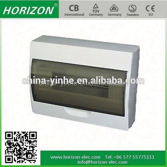 IP65 waterproof low price high quality ABS/PC enclosure electrical aluminum die cast junction box