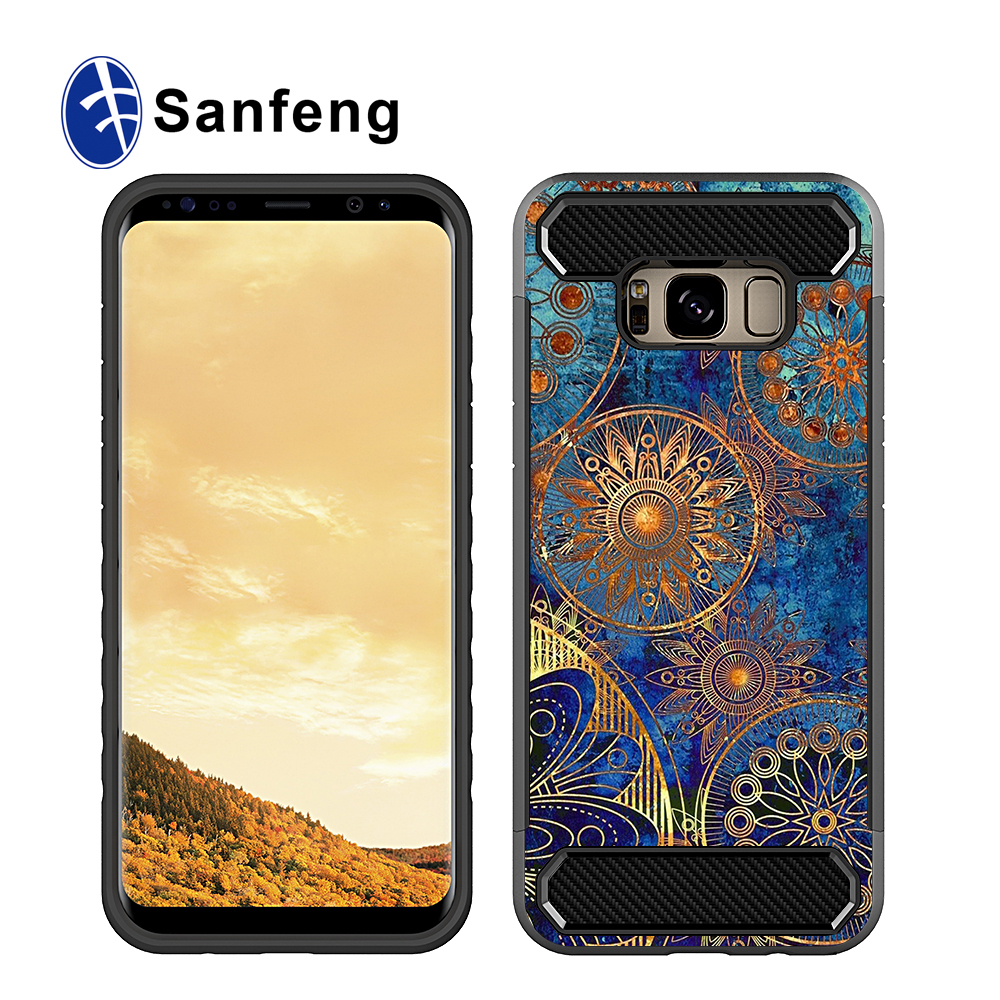 Custom Printed Picture Phone Case S8 Printing Your Own Design Photo