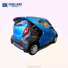 72V RWD drive road legal personal smart 4kw electric vehicle