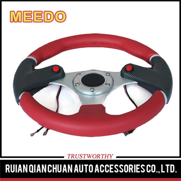 Low price guaranteed quality car games steering wheel