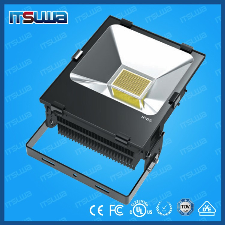 IP65 UL approved 6500K 250W led flood light equivalent to replace 500W halogen
