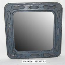 handicraft lighted vanity wall mirror made in China