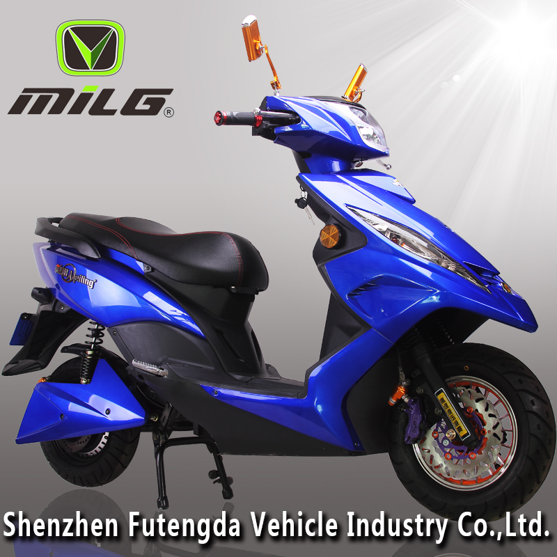 Manufacturer Direct Supply Cheap Price Moped Electric