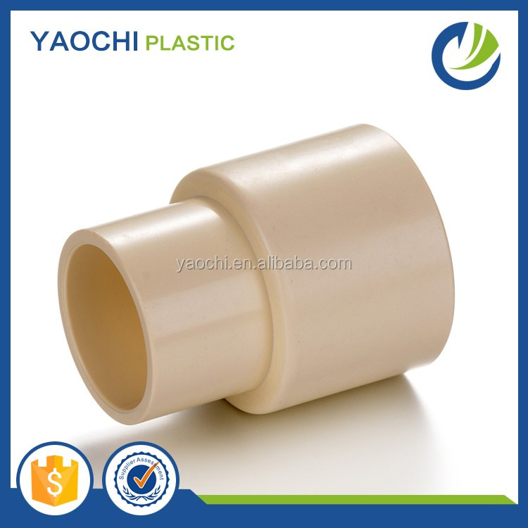 alibaba website online shopping cpvc 2846 hot water pipe fitting reducing coupling