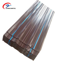 corrugated steel roofing sheet Ral color coated PE paint
