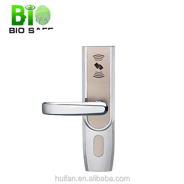Elegant Design Hotel keyless electronic digital door lock HF-LM802