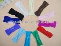 "2"" Baby Nylon Headbands Pantyhose Newborn Soft Nylon Headband Color Mix"