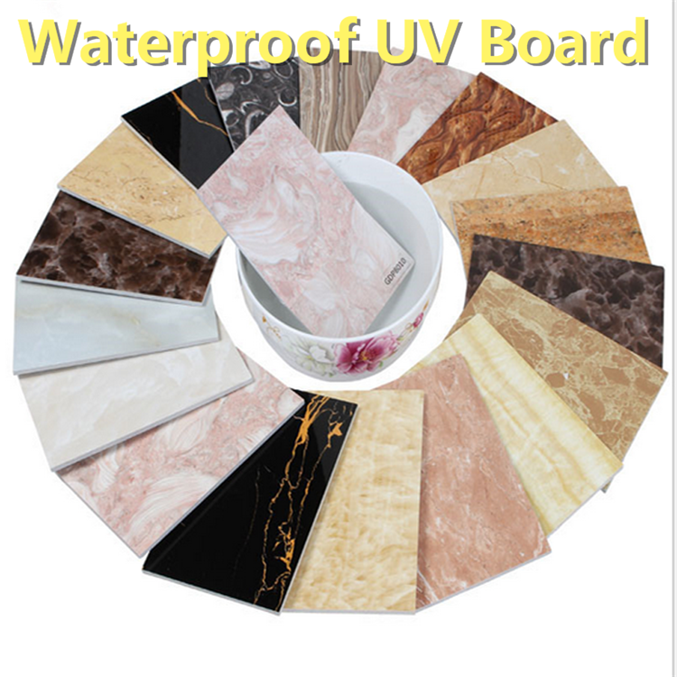 12.High quality Chinese PVC sheet manufacturer 4x8 white waterproof UV board