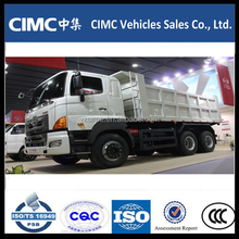 Japan hino 6x4 dump truck for sale