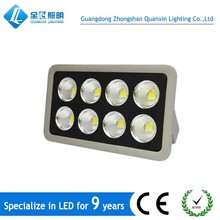 Outdoor 400w cob led flood light fixture CE approved high brightness