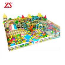 China indoor play equipment manufacturers commercial indoor playsets gym indoor soft play equipment