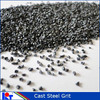 Sandblasting hardware abrasives Cast Steel Grit for shot blasting machine and equipment
