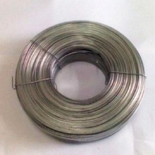 in coil hot dipped galvanized flat wire /enameled copper flat wire/flat stitching wire