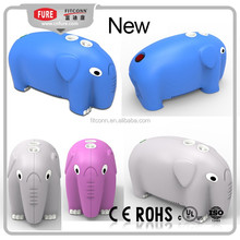 Carton elephant design minimate nebulizer compressor