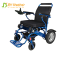 Lowest price Lightweight Handicapped Folding Electric Wheelchair