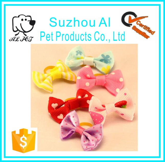 Fashion Pet Ornaments Headdress Lovely Dog Grooming Bows