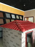 Cheap price of new design clay roof tile