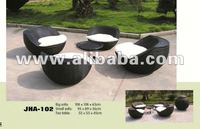 outdoor rattan garden sofa and dining , teakwood malaysia