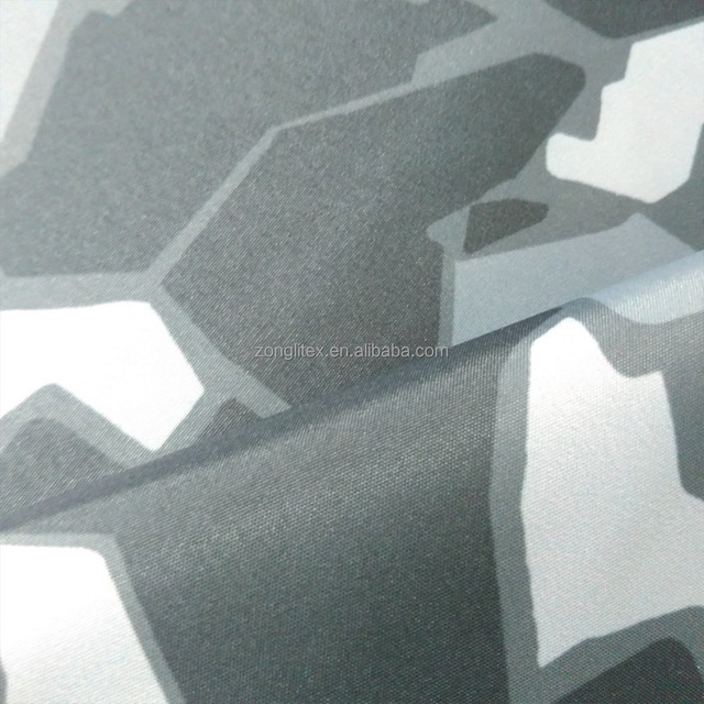 Make-to-order 1000 meters begin woven camo fabric camouflage