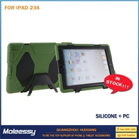 Cool and greative case for ipad min 1 2 3 hard case