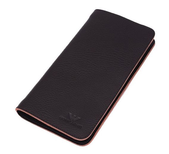 saidebao factory custom pu leather wallet