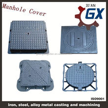 Lightweight Manhole Cover - Heavy Duty Frames & Locking Covers