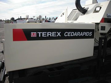 Terex Cedarapids CR461
